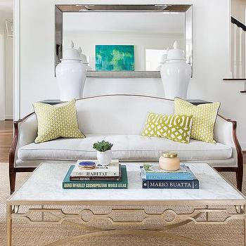 Groovy Silver Leaf And Marble Coffee Table Design Ideas Evergreenethics Interior Chair Design Evergreenethicsorg