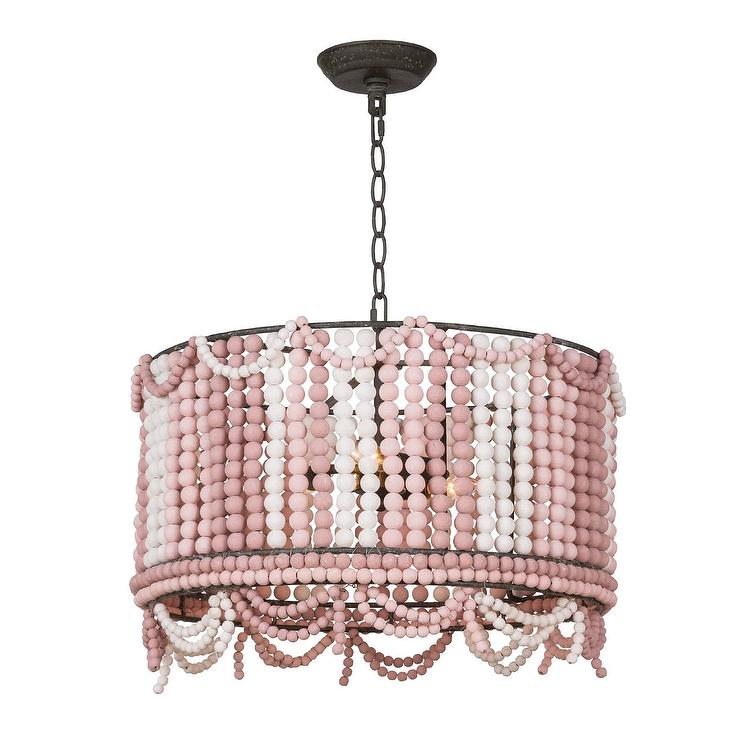 Pink Gumdrop Pendant