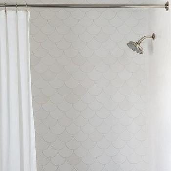 Fish Scale Tiles Design Ideas