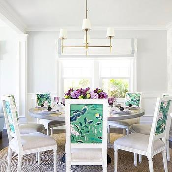 Green Round Table.Square Dining Table Design Ideas