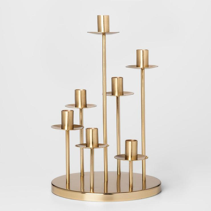 Perspective Candle Silver Gold Z Gallerie
