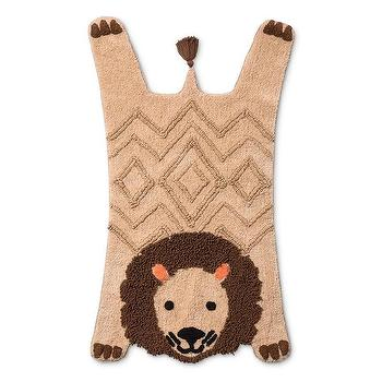 Pillowfort Lion Accent Rug - Products
