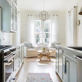 Kitchen Sitting Space Design Ideas