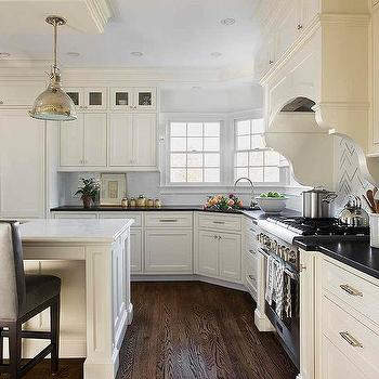 Ivory Shaker Kitchen Cabinets Design Ideas