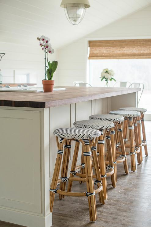 Incredible Backless Black And White French Bistro Stools At Cottage Forskolin Free Trial Chair Design Images Forskolin Free Trialorg