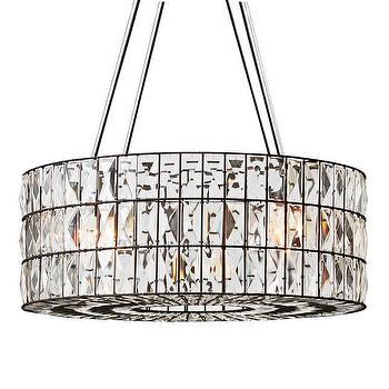 Pottery barn adeline crystal chandelier look for less pottery barn adeline crystal chandelier view full size aloadofball Images