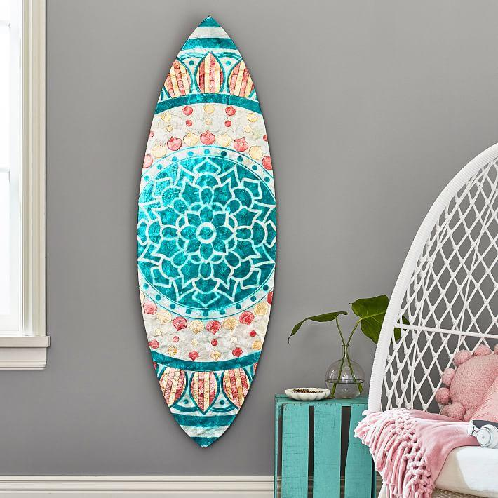 superb Surfboard Wall Art Part - 16: Decorpad