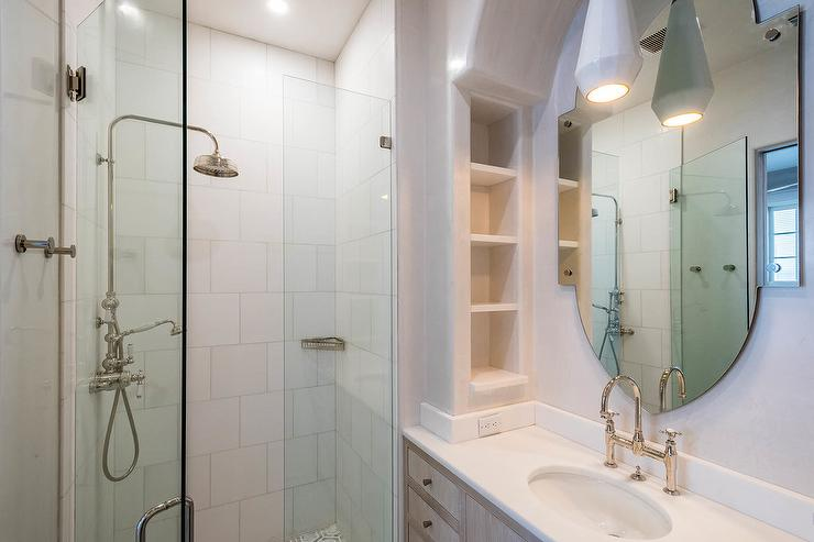 Bathroom Wall Sconces Polished Nickel