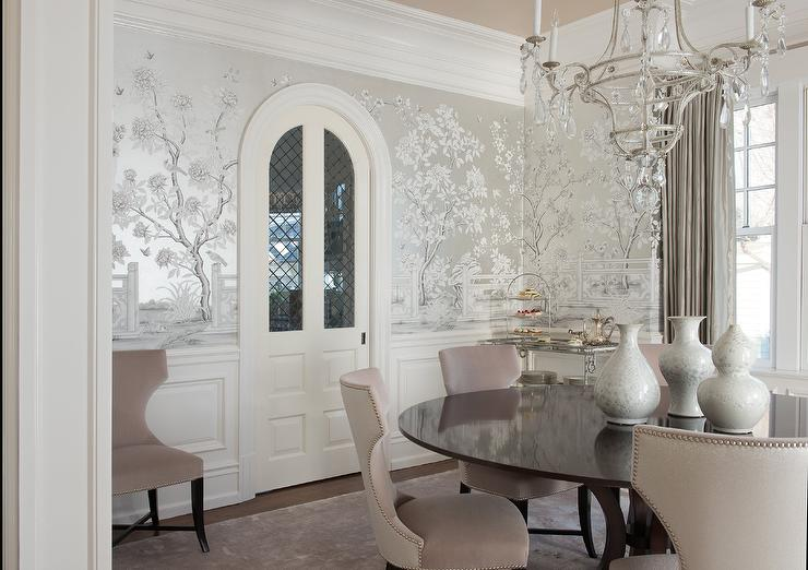 Chinoiserie Dining Room Design Ideas