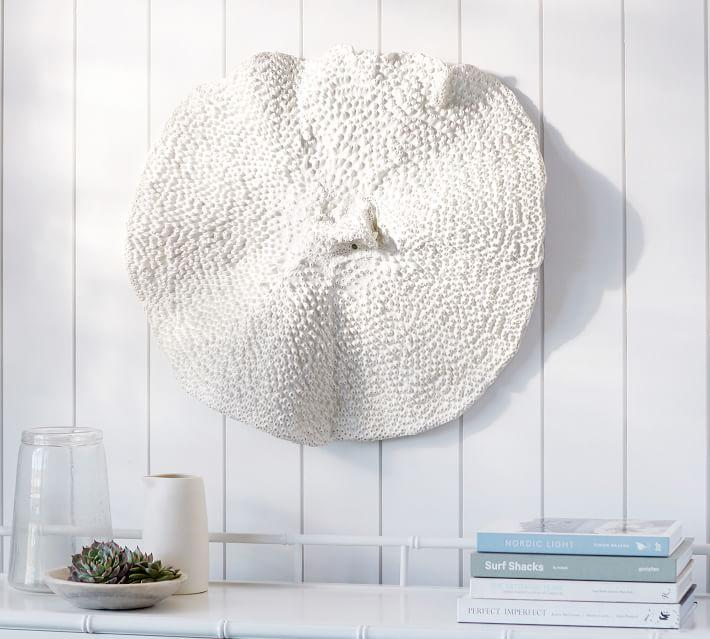 guitar wall decor.htm oversized white round coral wall mount decor  oversized white round coral wall mount