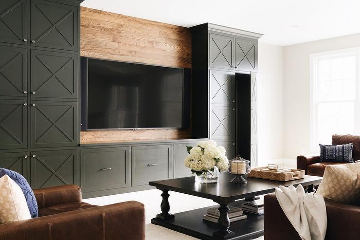Astonishing Brown Leather Sofa And Black Balustrade Coffee Table Theyellowbook Wood Chair Design Ideas Theyellowbookinfo