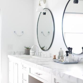 Taupe Vanity Countertops Design Ideas