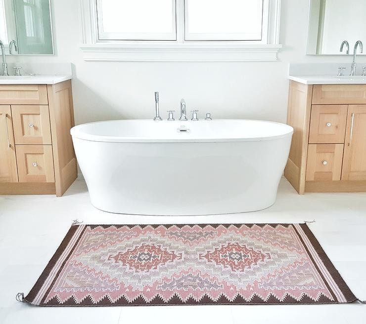Roll Top Bathtub Under Shower Window