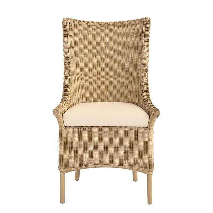 Prime Southport Curved Back Woven Rattan Dining Chair Ocoug Best Dining Table And Chair Ideas Images Ocougorg