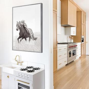 White Horse Tiles For Kitchen Rumah Joglo Limasan Work