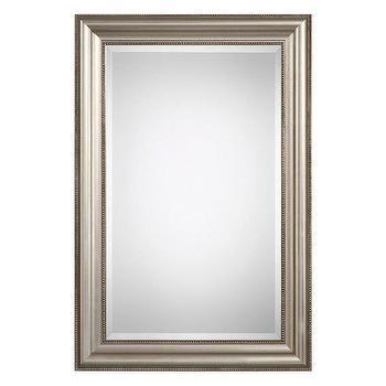 Square Concave Gilt Bevel Mirror