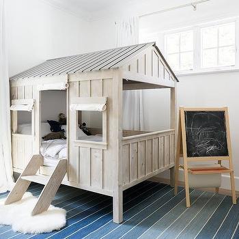 Trunk Nightstand - Country - bedroom - Hickman Design ...