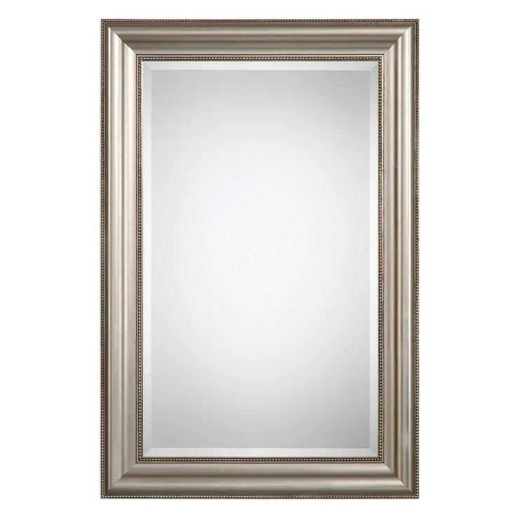 Square Concave Gilt Bevel Mirror