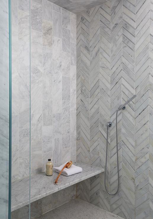 Vertical Shower Tiles Design Ideas
