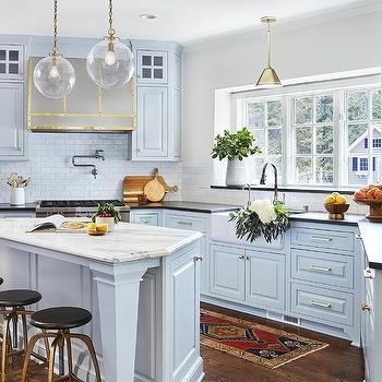 Angled Kitchen Island Design Ideas