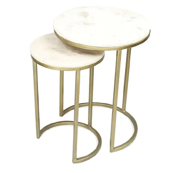 Marble Base Table Look 4 Less And Steals And Deals