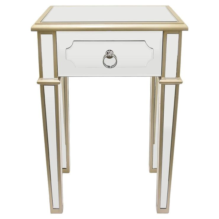 beautiful Three Hands End Table Part - 9: DecorPad
