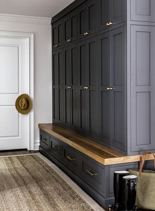 Black Cabinets Design Ideas