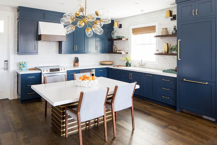 kitchen island instead of table gray island with turned legs and wicker chairs transitional kitchen 8550