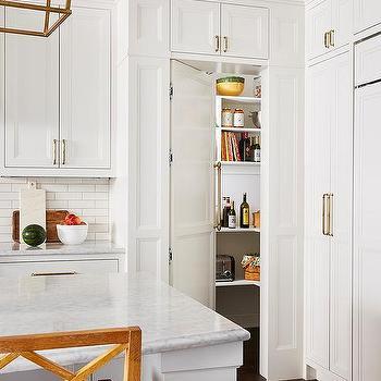 Hidden Pantry Door Design Ideas