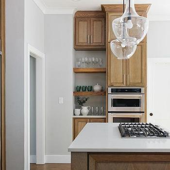 Maple Kitchen Cabinets Design Ideas