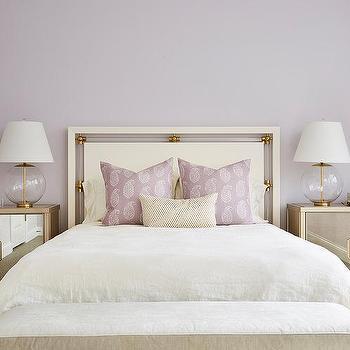 Purple Bedroom Wall Paint Design Ideas