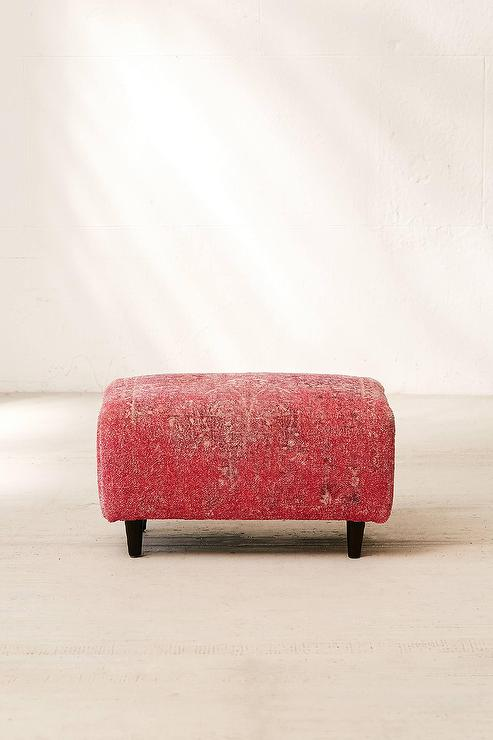 Skyline Furniture Himalaya Fabric Cocktail Ottoman Wayfair