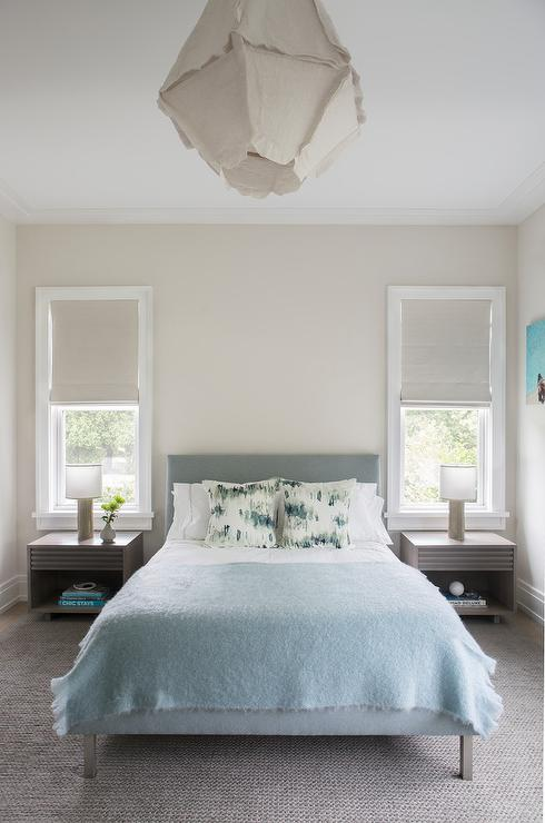 Blue And Taupe Bedroom Design Ideas