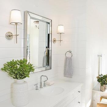 Master Bath Shiplap Design Ideas