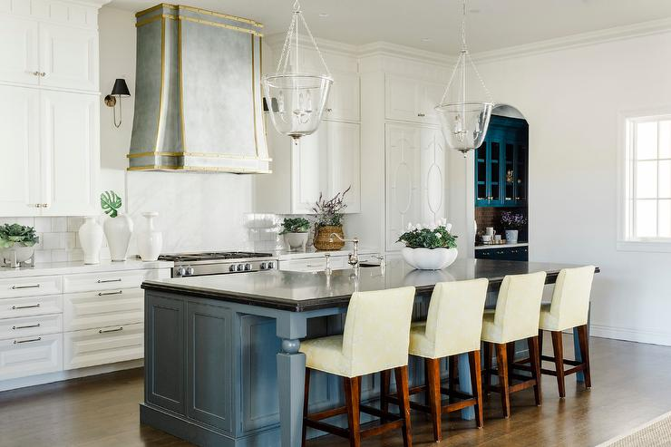 Blue And Yellow Kitchen Design Ideas