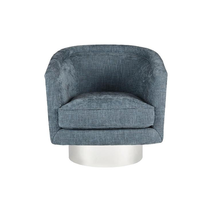 Super Teal Studded Fabric Wood Lounge Chair Short Links Chair Design For Home Short Linksinfo