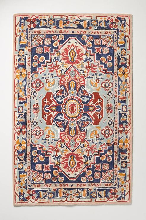 Tufted Regalia Multicolor Rug