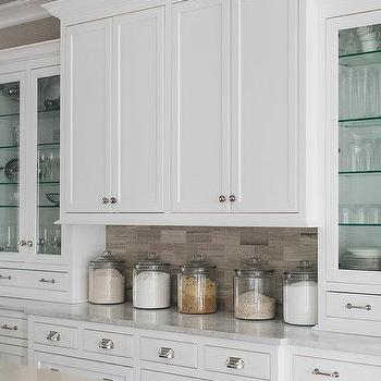 Beige Kitchen Cabinets Design Ideas