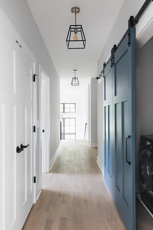 Hallway Wainscoting Design Ideas
