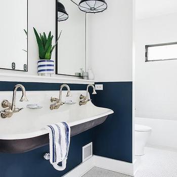 Nautical Themed Bathroom Design Ideas