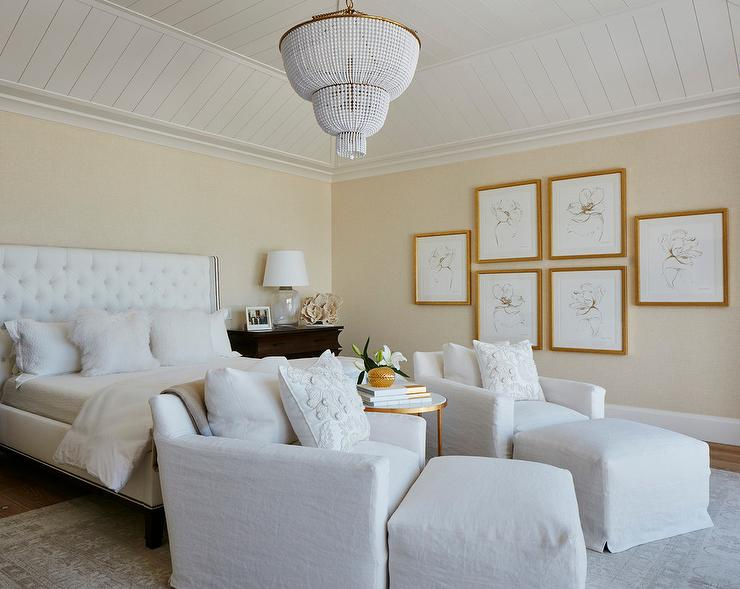 Cream Bedroom Decor: Cream Living Room Walls Design Ideas
