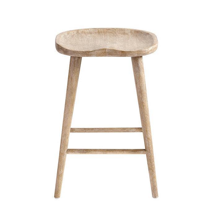 Peachy Corey Faded Wood Tractor Seat Stool Creativecarmelina Interior Chair Design Creativecarmelinacom