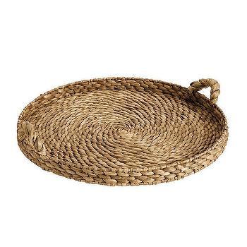 Rattan Natural Weave Table Lamp Base
