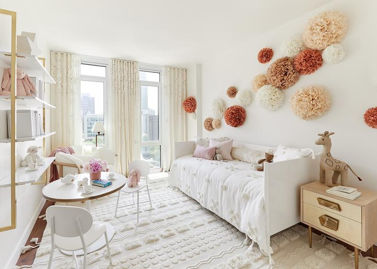 Simple Eclectic Nursery