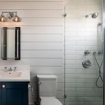 Bathrooms Dark Gray Bathroom Walls Design Ideas