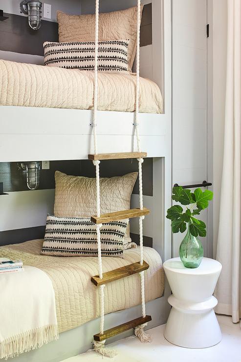 Bunk Bed Ladder Design Ideas