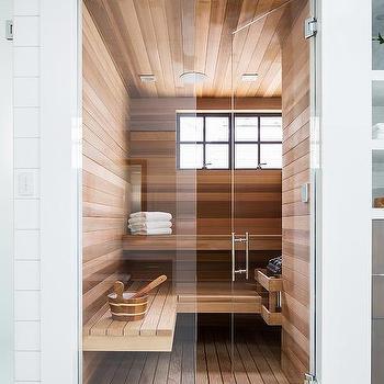 Bathroom Sauna
