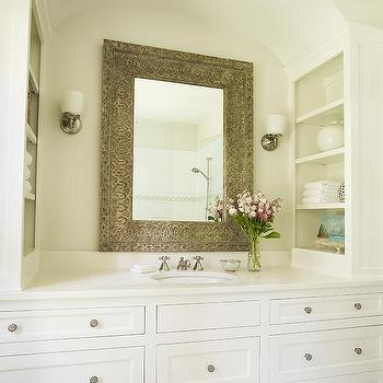Vanity Alcove Design Ideas