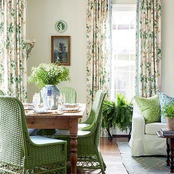 Floral Curtains Design Ideas