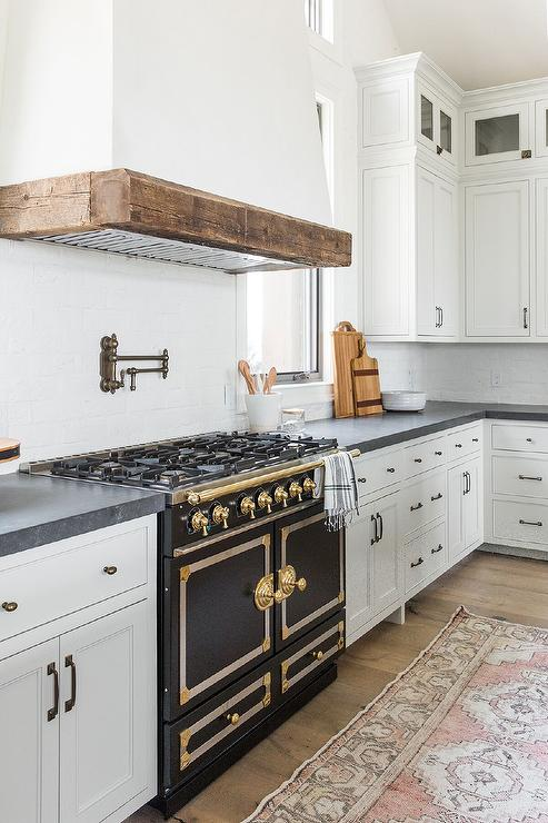 Gray Washed Kitchen Cabinets Design Ideas
